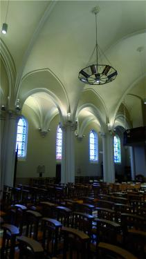 EGLISE St PIERRE, OYE-PLAGE