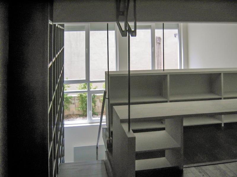 escaliers bd carnot architecture patrimoine. Black Bedroom Furniture Sets. Home Design Ideas