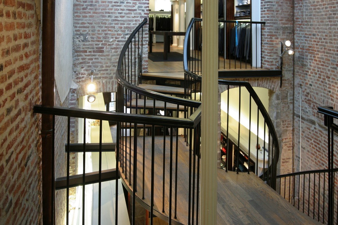 escaliers greenstreet architecture patrimoine. Black Bedroom Furniture Sets. Home Design Ideas
