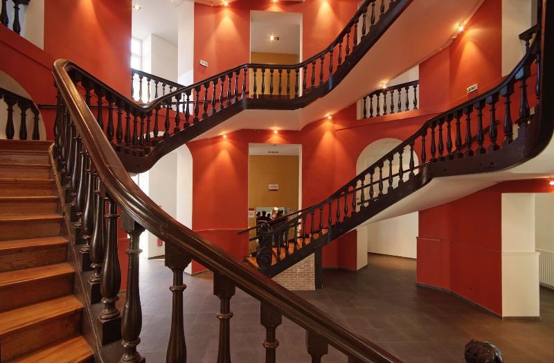 escaliers lille scrive 1 architecture patrimoine. Black Bedroom Furniture Sets. Home Design Ideas