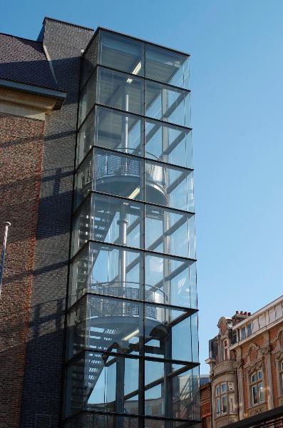 escaliers lille scrive 2 architecture patrimoine. Black Bedroom Furniture Sets. Home Design Ideas