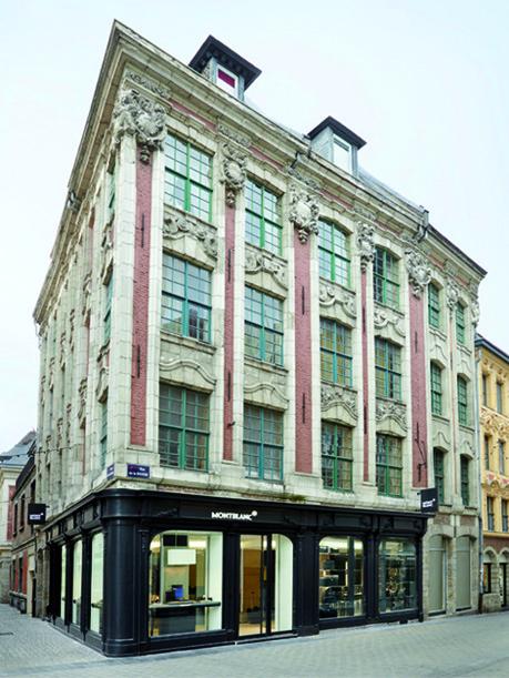 boutique mont blanc lille
