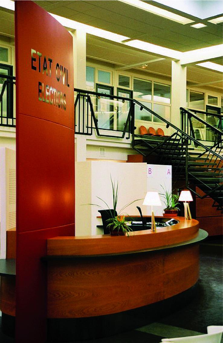Services Administratifs De L Hotel De Ville De Lille