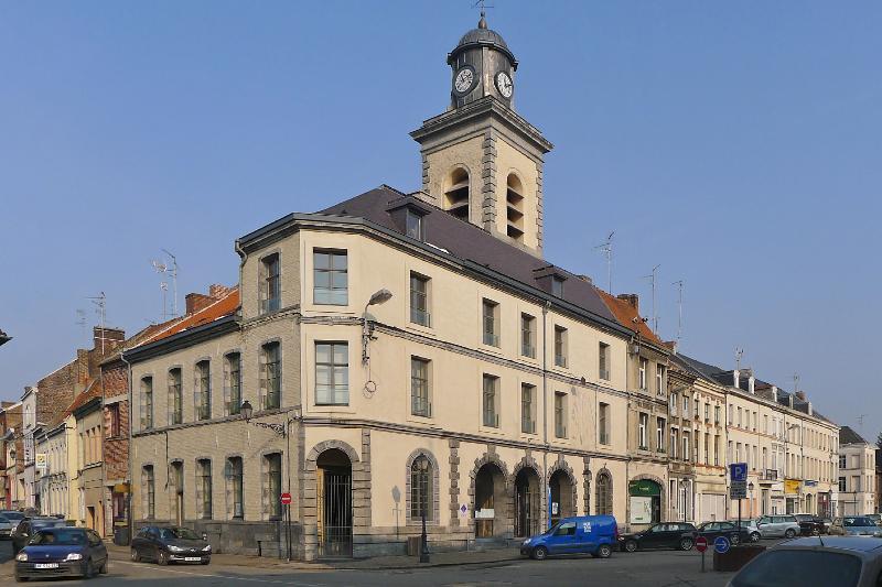 Equipements publics office du tourisme bureaux conde sur escaut architecture equipements - Office du tourisme dunkerque ...