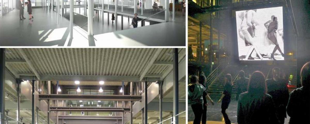 CENTRE DE FORMATION POLE IMAGE - CULTURE - MEDIA, TOURCOING