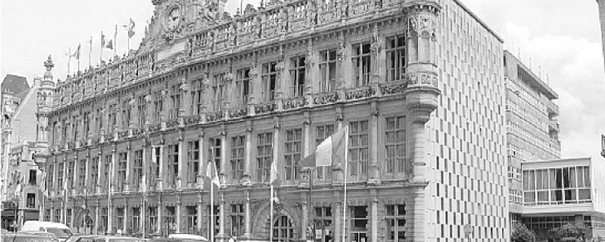 Hôtel de Ville - VALENCIENNES
