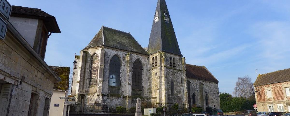 Église Saint-Denis de BAILLEUL LE SOC