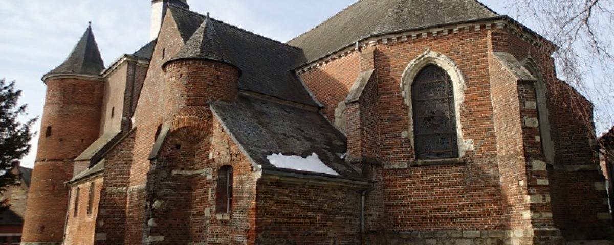 Église Notre-Dame de Plomion