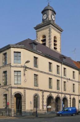 Equipements publics office du tourisme bureaux conde sur escaut architecture equipements - Office tourisme tourcoing ...