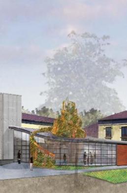 MAISON DE LA CITOYENNETE - Rehabilitation du foyer de travailleurs - BOUSSOIS (59)