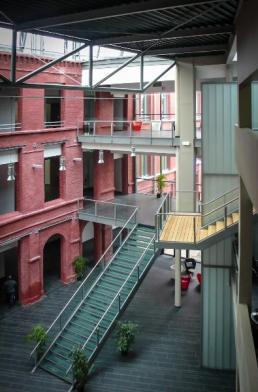 FRICHE VANDENBERGHE - ECOLE NATIONALE DE LA PROTECTION JUDICIAIRE DE LA JEUNESSE