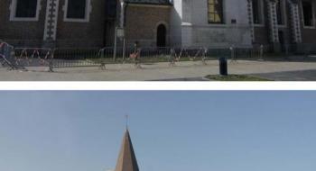 EGLISE St NICOLAS, Allennes les Marais