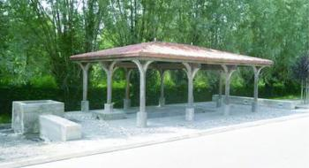 LAVOIR - XVIIéme, GLAGEON