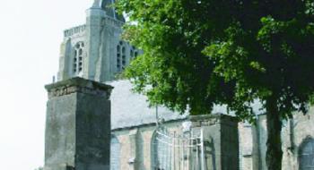 EGLISE St OMER, BAMBECQUE