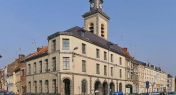 OFFICE DU TOURISME -  BUREAUX, CONDE SUR ESCAUT