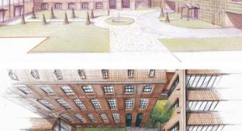 LOGEMENTS ET BUREAUX HQE - Restructuration maison de maitre et anciens entrepots
