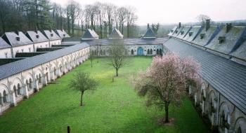 Chartreuse Notre-Dame-des-Prés de NEUVILLE-SOUS-MONTREUIL - Inscrit MH 1993