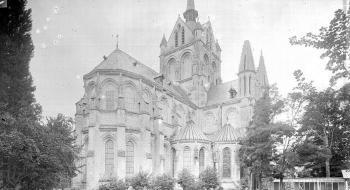 Abbaye Saint- Yved de BRAINE - Classé MH 1840