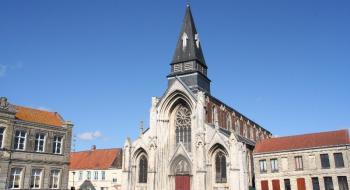 Église de l'Immaculée Conception de SAINT OMER