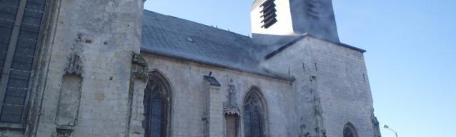 Église Saint-Pierre de DOMPIERRE-SUR-AUTHIE